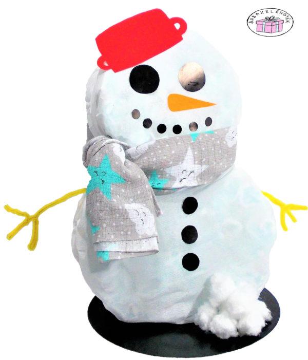 hóember pelenkatorta 2
