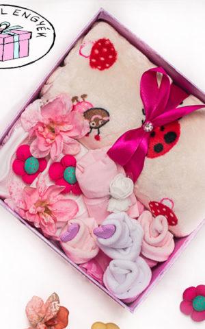 kislány téli babakelengye csomag
